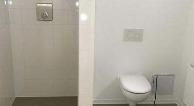 Sanitärcontainer Dusche / WC