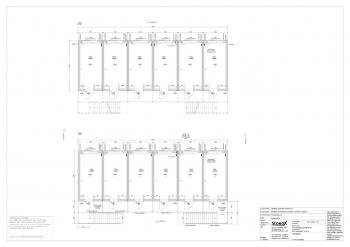 215 1522A - Einzelcontainer 2-geschossig mit Treppen, EnEV, F30 - Preis: 250.000,- EUR netto EXW