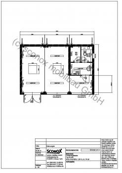 2140938 - Showroom ca. 54 m², sehr hochwertig, WC, Miniküche