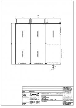 2141047 - isolierter Lagerraum ca. 71 m² mit Sektionaltor