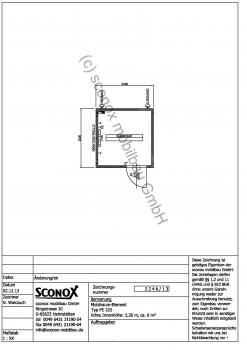 2132246 - Standardcontainer ca. 6 m²