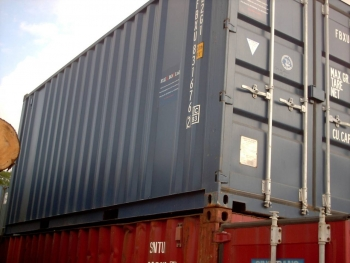 20' High Cube Seecontainer gebraucht, ISO Container 20'HC