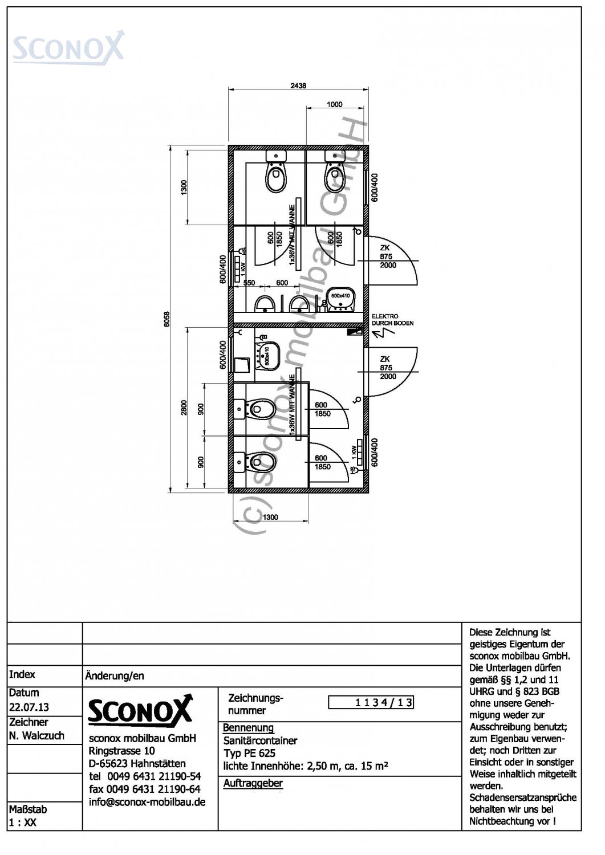 2131134 damen herren wc 6 m 2 50 m. Black Bedroom Furniture Sets. Home Design Ideas