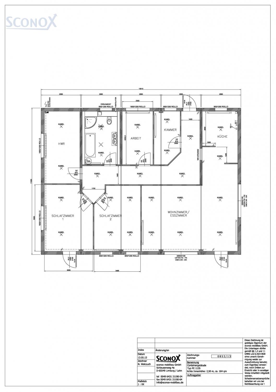 2130852 wohngeb ude hochwertig ca 164 m sconox gmbh b rocontainer preise. Black Bedroom Furniture Sets. Home Design Ideas