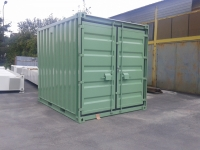 S5 - Stahlcontainer - 2,99 x 2,44 x 2,59 m, 10' Lager
