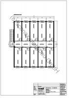 2-geschossige Wohnanlage mit Außentreppe, für ca. 30 Personen, Dämmung gem. EneV 2014, Küchenvorbereitung