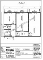 2121400 - Wohncontainer-Anlage, ca 54 m²
