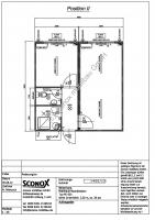 2121400A - Wohncontainer-Anlage, ca 36 m²