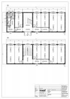 2181800 - Bürogebäude ca. 216 m², 2-geschossig, innenliegende Treppe