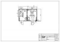 2181905 - Kombi Herren-WC/barrierefreies WC 4,50m*3,00m