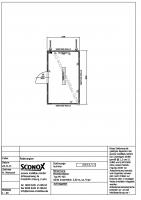 2112852 - Pförtnercontainer ca. 10 m²