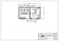 2182044-2 - Kombi D-/WC, barrierefrei, 5,50m*3,00m
