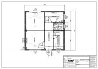 2182045 - Kleine Büroeinheit ca. 36m² nach EneV, mit WC, Vorbereitung Miniküche