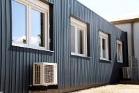 218 1910 Gebrauchte Containeranlage (BJ 09/2015 & 02/2019) - Bürogebäude (Preis siehe Text)