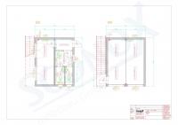 20OPPG 0004 - Doppelgeschossige Containeranlage, ca. 60m², mit Sozialbereich