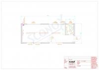 20OPPG 1371 - Büro/Ausstellung, 24 m², WC-Einbau, Dämmung für EneV