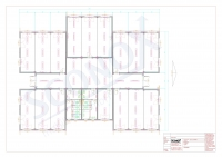20OPPG 0819 - 500 m² Klassenkomplex, Dämmung für EnEv, Sekundärdach, Sanitäranlagen