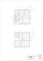 20OPPG 0906 - 2-geschossiges Bürogebäude, ca. 210 m², innenliegende Treppe, EneV, Split-Klimageräte, LED/BAP-Leuchten