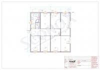 20OPPG 1134 - Wohncontainer ca. 144 m², Dämmung für EnEv, Vorbereitung für bauseitige WW-Heizung, Alu-Außentüren verglast