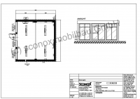 2140166 Verkaufs- und Büroraum aus Containern - 37qm