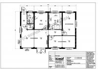 Wohncontainer ca. 95 m² (Sanitär-Elemente und Heizung bauseits) - 2131532