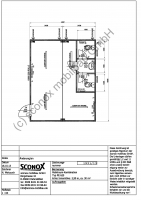 2131931 - Doppelcontainer, Aufenthalt mit D/H-WC, ca. 30 m² Grundfläche