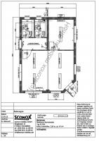 2130916 - Büroanlage, hochwertig, Büro/Verkaufsraum, ca. 48 m² Grundfläche