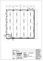 2140011A - Großraum-Bürocontainer Gebäude, EnEV 2014, Klima, ca. 98 m²