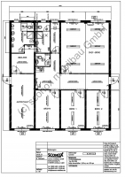 2130299 - Bürocontainer-/ Sozialgebäude, ca. 156 m²