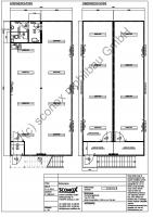 2122626 - 2-geschossiges Bürocontainergebäude, Halleneinbau, ca. 130 m²