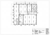 2121323A - Hochwertiges Bürocontainer-Gebäude mit Showroom, ca. 162 m²