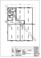 2131367 - Bürogebäude, ca. 108 m², Basis-Dämmung