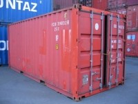 20' Seecontainer gebraucht, ISO Container 20'GP