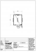 2140080 - Pförtnercontainer 10 Fuß