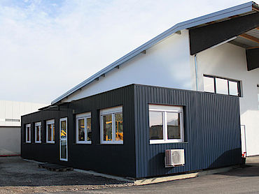 Bürocontainer & Wohncontainer